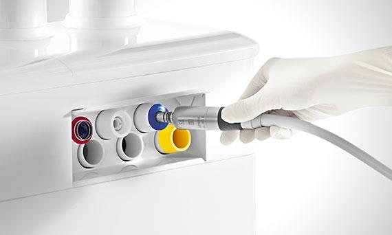 Intego Pro integrirani adapteri za čišćenje